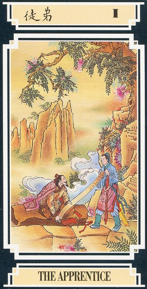 Chinese Tarot Cards Meaning and Interpretation of the 22 major cards