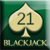 Blackjack 21 Casino Game